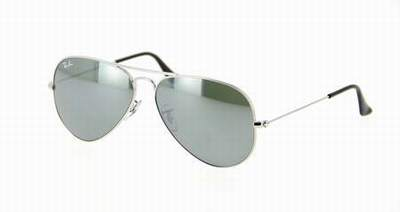 lunettes aviator femme ray ban